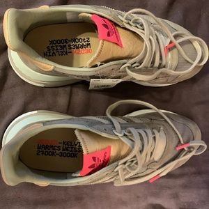 Adidas ZX 500 RM Boost Mens Size 11 Simple Brown
